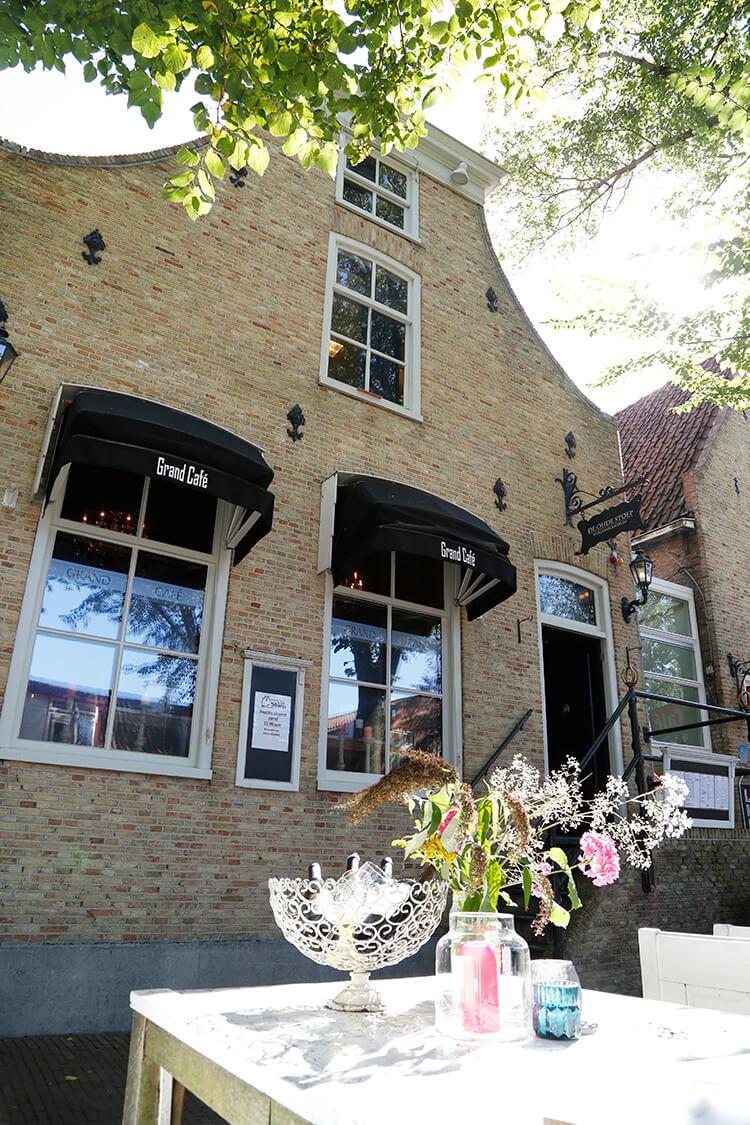 Grand Café De Oude Stoep, Vlieland
